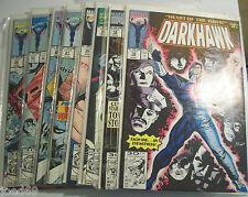 Darkhawk  #10, 12 , 18, 20, 21, 22, 23, 24 1991