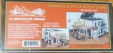 JL Innovative Design #411 Structure Kit - Laser Cut -- Schmiege's Little Dutch