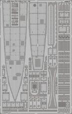 Eduard PE 53191 1/48 DKM U-Boat Type VIIC U-552 (WWII) pt.1 hull Trumpeter C