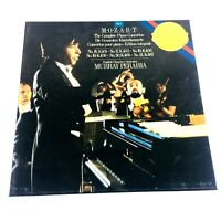 CBS Box Set PERAHIA Mozart Complete Piano Trios Vol. 3 3xLP Vinyl Very Good Cond