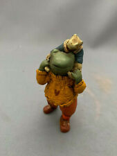 Colour Box Peter Fagan Bear and Me Standing Frog with Little Toad Figure.