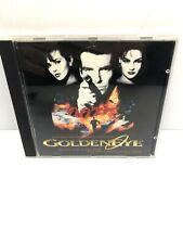 Tina Turner GoldenEye 007 Promo CD Original Score By Eric Serra VG+ Free S&H