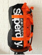 Genuine Superdry Equipment Gear Sports Big Tote Travel Duffle Bag Shoulder Strap