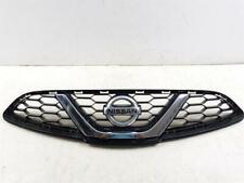 Centro Superior Parachoques Delantero principal Rejilla Para Nissan Micra K14 2013-en Nueva