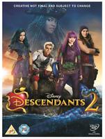 Disney The Descendants 2 DVD UK Region 2 Stock - Brand New & Sealed