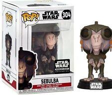 Funko Pop! Sebulba Star Wars Smuggler's Bounty Exclusive. Mint Condition #304