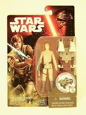 Hasbro Star Wars Empire Strikes Back 9.5cmfigure Forest MISSION Skywalker Luke