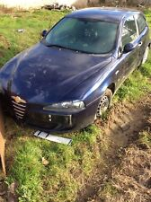 2005 Alfa Romeo 147 Spares And Repairs Diesel Sold As Seen