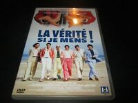 "DVD ""LA VERITE SI JE MENS"" Richard ANCONINA Elie KAKOU Jose GARCIA Anthony DELON"