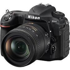 NEW Nikon D500 20.9MP Digital SLR Camera Black Kit w/ 16-80 AF-S DX ED VR Lens