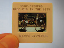Original Press Promo Slide Negative - Babe: Pig in the City - 1998 - D