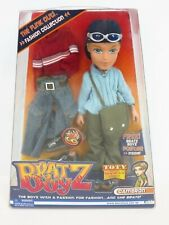 New Bratz Boy Cameron Doll Nu-cool collection Pack Free Poster Included Inside.