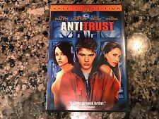 Anti Trust DVD! 2001 Drama Thriller! The Net Hackers Sneakers Paranoia Nerve