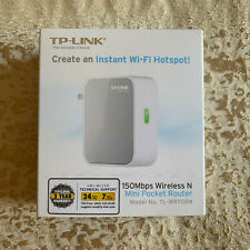 TP-Link TL-WR700N Mini Pocket 150 Mbps Wireless N Router