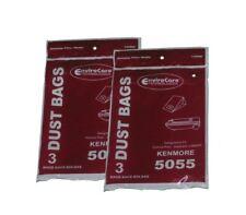 6 Kenmore 136SW 5055 50557 50558 C Q Panasonic C-5 MC-V150M C-19 Vacuum Bag