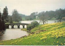 B100140 stourhead garden near mere wiltshire uk