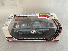 1964 LeMans Shelby Cobra Daytona #5 Dan Gurney - Monogram Revell 1/32 Slot Car