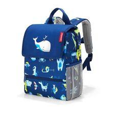 Reisenthel Rucksack Backpack Kids ABC Friends Blue