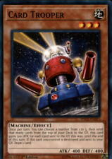 2017 Yu-Gi-Oh Structure Deck Cyberse Link #SDCLEN015 Card Trooper C