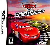 Brand New Sealed  |  Cars Race-O-Rama  |  Kids Game  (Nintendo DS, 2009)