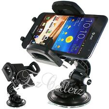 for LG X POWER CRICKET CAR VEHICLE WINDSHIELD VENT SWIVEL MOUNT SUCTION HOLDER
