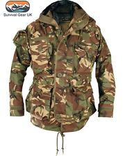 British Army Special Forces  SAS Style Assault Hooded Smock Jacket DPM -XL