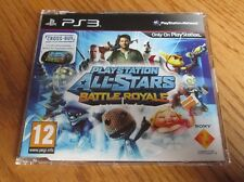 PlayStation All-Stars Battle Royale! PROMO – PS3 (Medievil, Jak & Daxter, ecc.)
