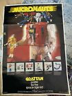 Micronauts Are Here Vintage Toy Poster Grattan 1977 Catalogue Original 34
