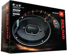 "JBL GTO939 3-Way Coaxial Car Speaker 6"" x 9"" New Grand Touring Series (Pair)"