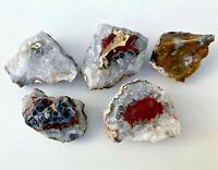 1 x Patagonian Agate Natural Crystal Mineral Specimen! 30mm+