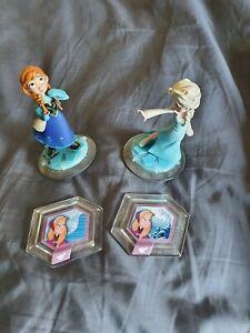 NINTENDO WII - DISNEY Frozen characters Eliza and Anna