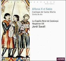 Savall : Cantigas De Santa Maria CD
