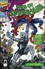 WEB OF SPIDER-MAN #79 VF/NM Killer Android APP