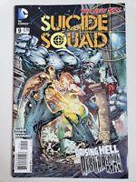 SUICIDE SQUAD #9 (2012) DC 52 COMICS HARLEY QUINN! DEADSHOT! 1ST PRINT! NM