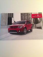 2013 Dodge Journey 34-page Original Sales Brochure