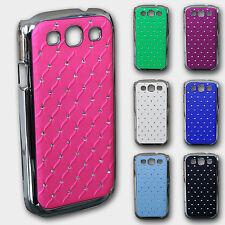 Samsung Galaxy S3 Case Strass Cover Schutz Hülle Handy Tasche Schale GT-i9300