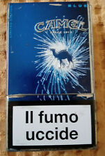 CAMEL BLUE Cigarette TIN CASE !!!