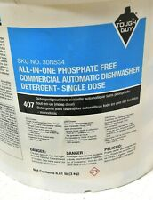 Tough Guy Commercial Automatic Dishwasher Detergent #30N534 Free Shipping