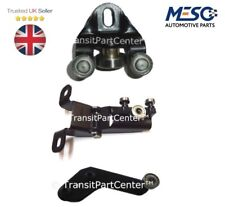 JUMBO FORD TRANSIT MK6 MK7 SIDE DOOR ROLLER RUNNER LEFT TOP MIDDLE LOWER SET