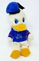 Vintage Knickerbocker Disney Daffy Duck Plush You Quack Me Up 10 Inches Tall