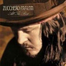 ZUCCHERO All The Best Greatest Hits Pop Blues 2007 Audio CD