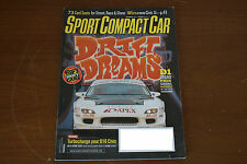 Sport Compact Car Magazine December 2003 Vol. 15 No. 12 D1 Grand Prix RX-8 Dyno