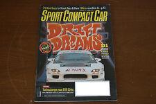 Sport Compact Car Magazine December 2003 Vol. 15 No. 12 D1 Grand Prix RX-8 Dyno