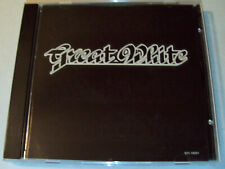 Great White Self Titled S/t Cd 1995 Cema/Capitol records