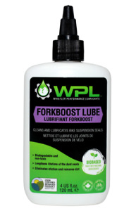 WPL Forkboost Stanchion Fork Boost seal lube 120ml