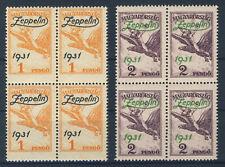 Ungarn Michel No. 478 - 479 ** postfrisch MNH Viererblock