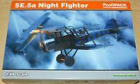 SE.5a Night Fighter in 1/48 von Eduard (Profipack)
