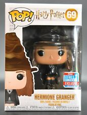 Funko Pop! Harry Potter: Hermione Granger #69 - 2018 Shared NYCC + Protector