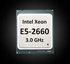 Intel Xeon E5-2660   8x 2.2 - 3.0 GHz   2011 (R) CM8062107184801 (BX80621E52660)