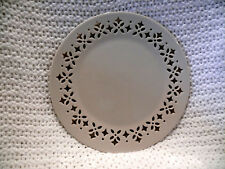 "CANDLE HOLDER China Plate/Holder/Dish 7"" Diameter"